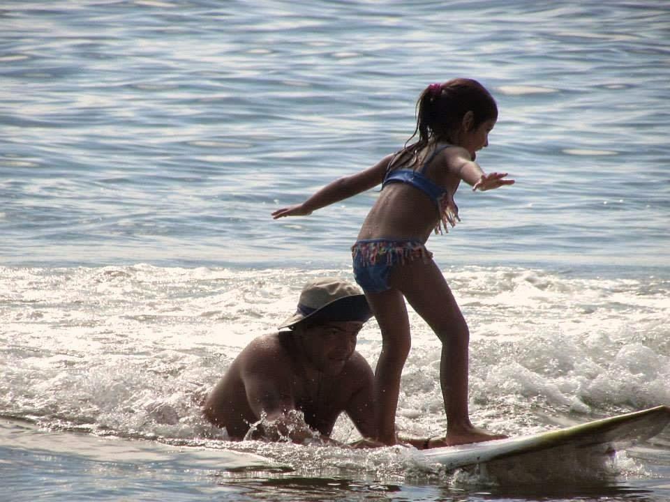 Entrevista a Surfistas / Surfing Old School