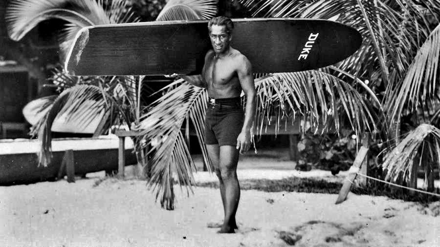 La Historia del Surf Olimpico