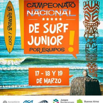 Campeonato Nacional Junior de Surf 2017