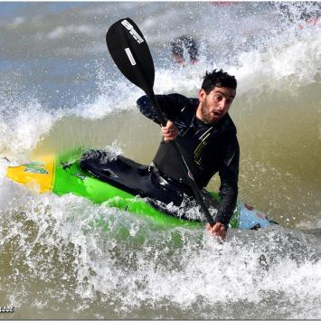 Campeonato Sudamericano KayakSurf, Waveski, SharkPaddle
