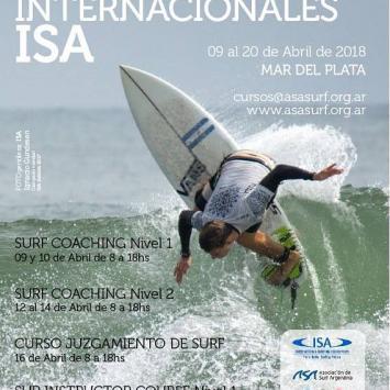 Cursos Internacionales ISA